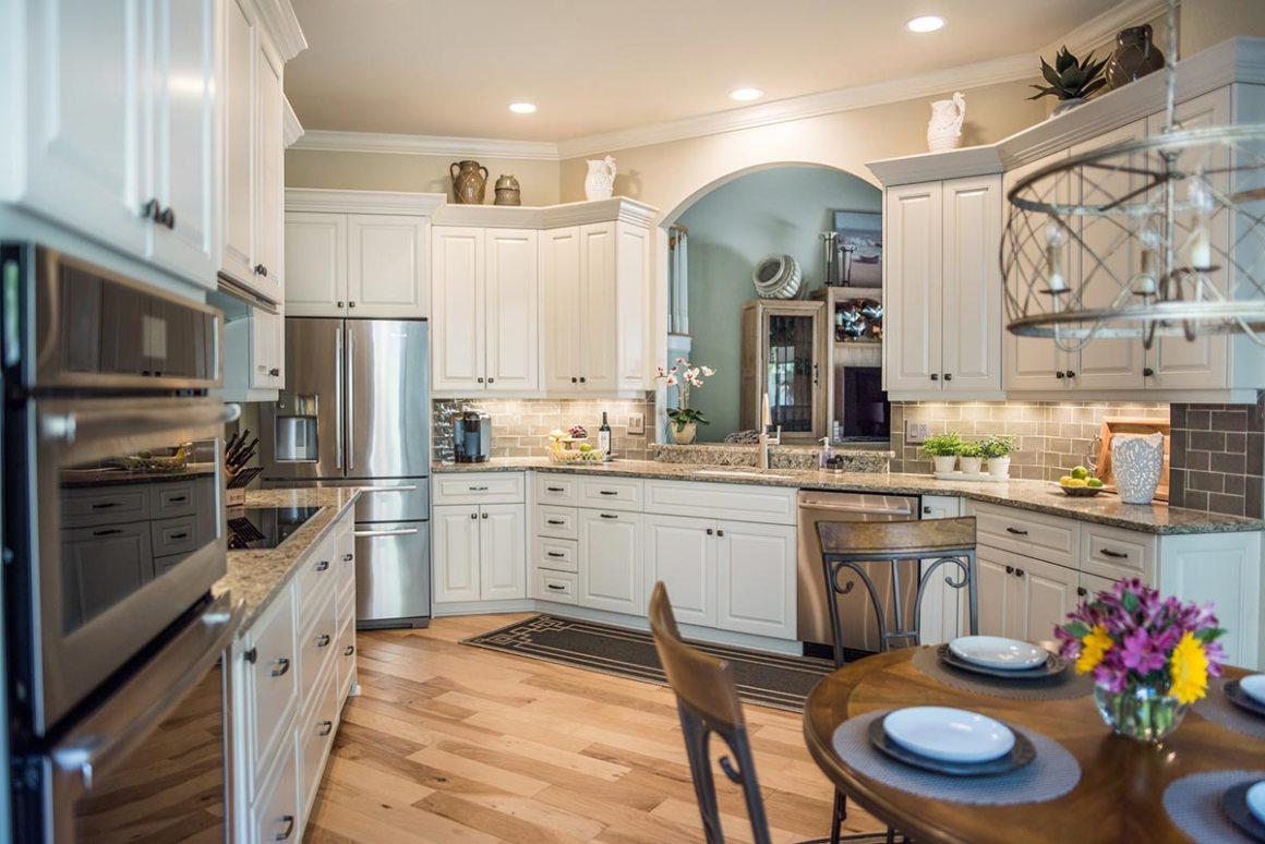 custom kitchen cabinets   cornerstone