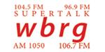 Super Talk WBRG logo
