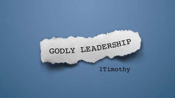 Godly Leadership
