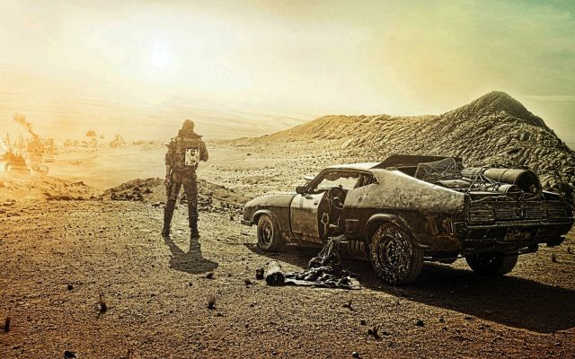 Affiche voor Mad Max: Fury Road