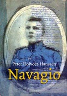 Omslag van Peter Holvoet-Hanssen, 'Navagio'