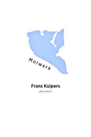 Omslag bundel 'Molwerk' van Frans Kuipers