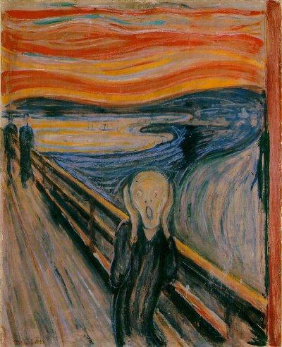 Edvard Munch, De schreeuw