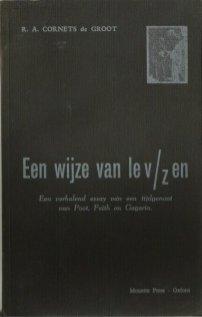Een wijze van lev/zen, Mouette Press, 1968)