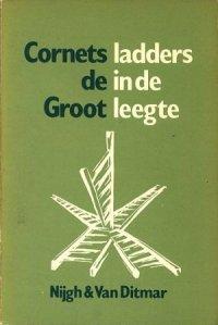 Versozijde omslag 'Ladders in de leegte'