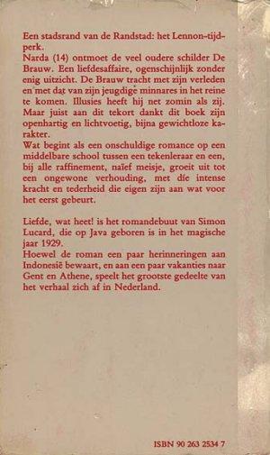 Rectozijde omslag 'Liefde, wat heet!'