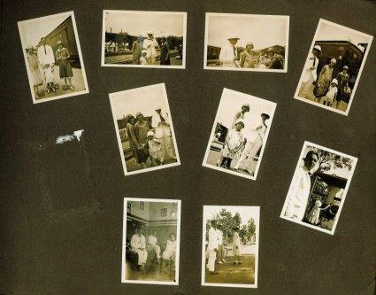 Indisch fotoalbum 1927-1935 p. 1 van 47