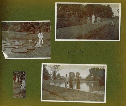 Indisch fotoalbum 1923-1925 p. 6 van 16