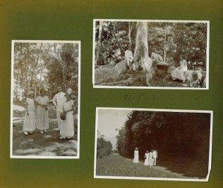 Indisch fotoalbum 1923-1925 p. 9 van 16