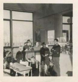 """""""3-2-'61, Rudi's verjaardag op school Hengelolaan"""""""