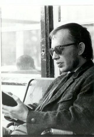 Den Haag, 1968. Foto: Cor Stutvoet.