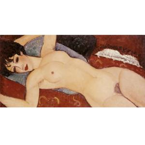 AMEDEO MODIGLIANI Grande nudo disteso