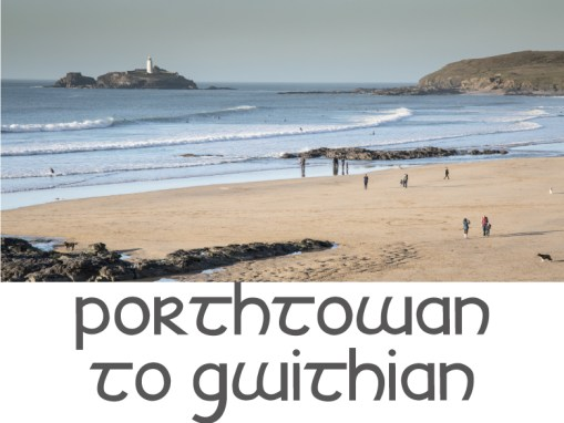 Porthtowan to Gwithian