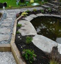 Pond & Landscaping