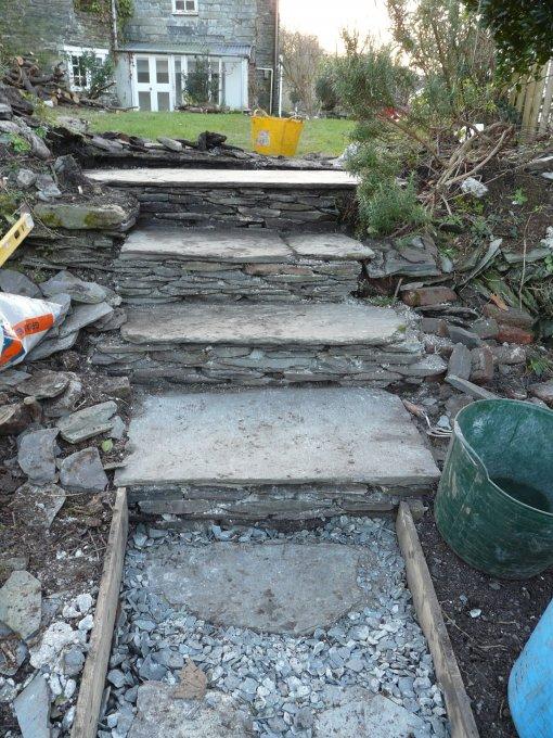 Restored Steps