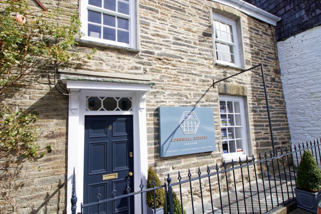 Cornish Holiday Cottage office Padstow
