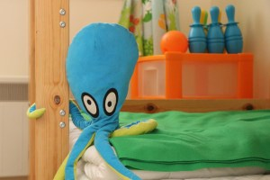 Sandpiper holiday home kids room