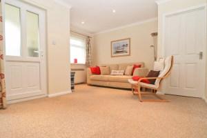 Sandpiper holiday home sofa