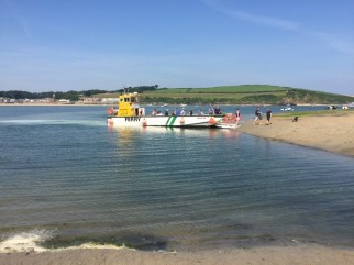 Ferry over to Rock from Padstow