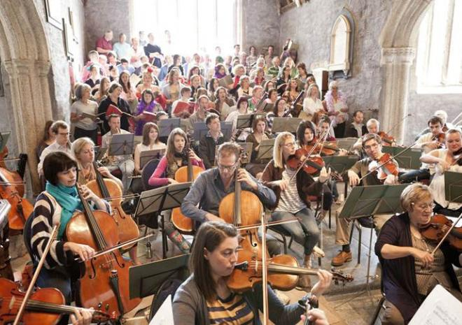 St Endellion Easter Music Festival
