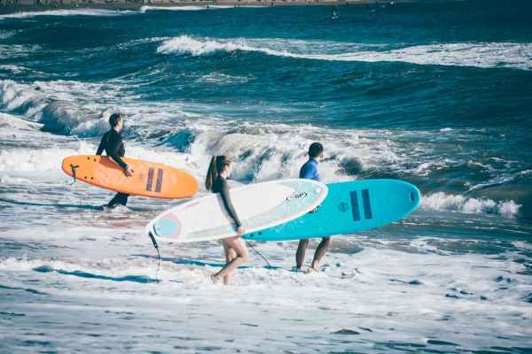 Surf School Recommendations For Half Term & 2019