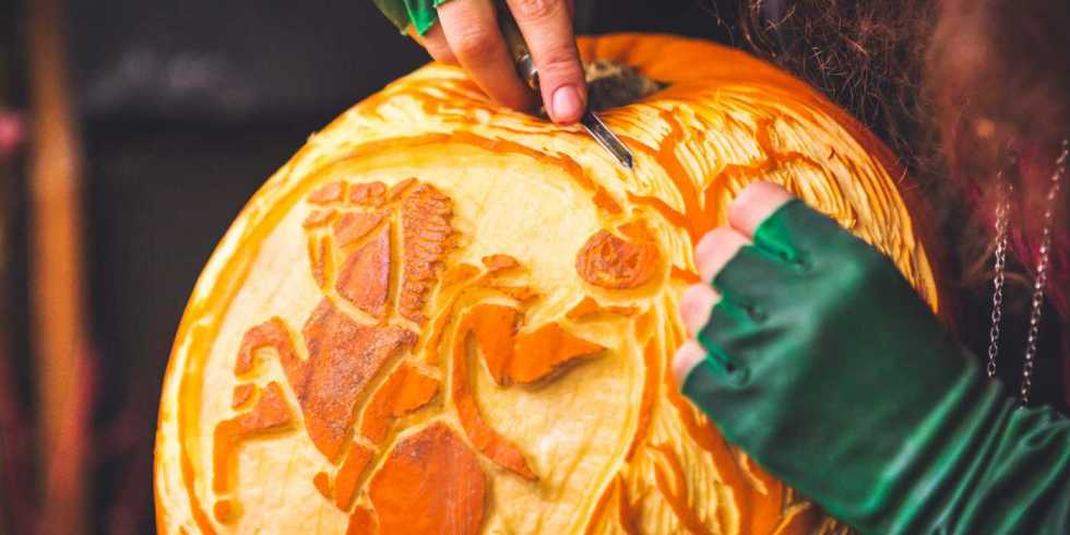 Halloweden: October Half-Term At The Eden Project, Saturday 19 October – Sunday 3 November 2019