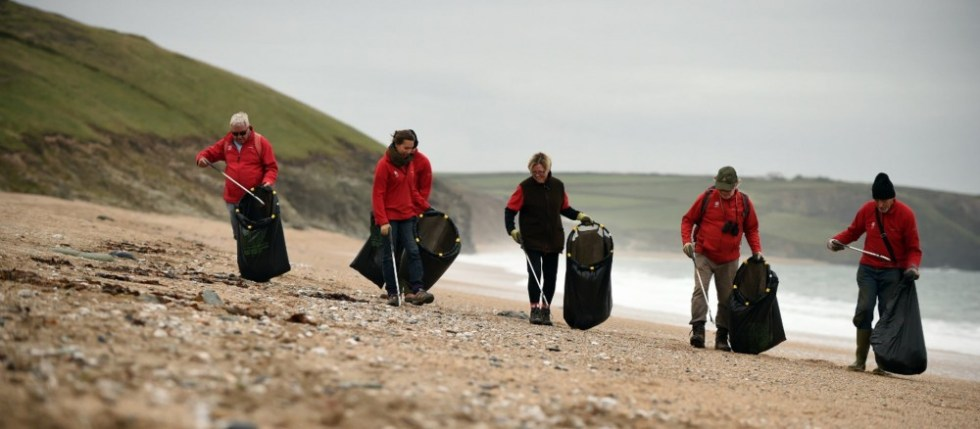 Make A Difference & Become Part Of Cornwall's 'Beach Cleans'