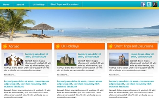 Tourism Websites Cornish Webservices
