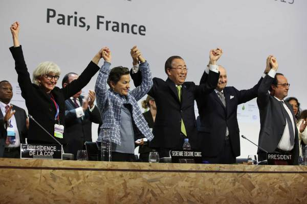 Where, when and how do you engage in the climate negotiations?