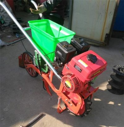 Corn Seed Planter Machine Best Sale Seed Planting Self Walking Type