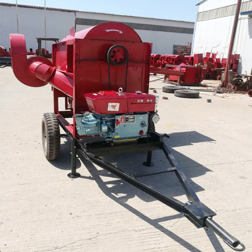 large wheat thresher machine manufacturer