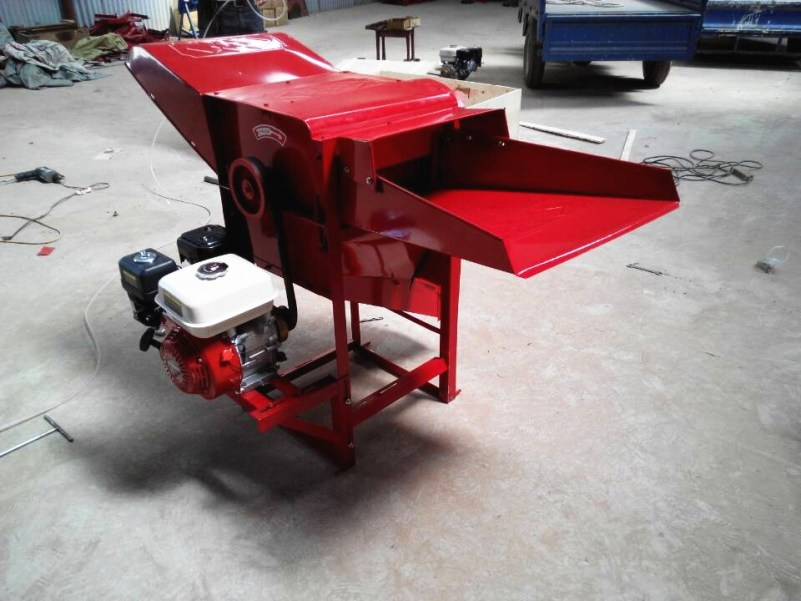 small wheat thresher