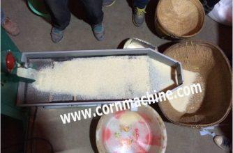 rice peeling machine