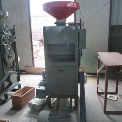 diesel rice milling machine