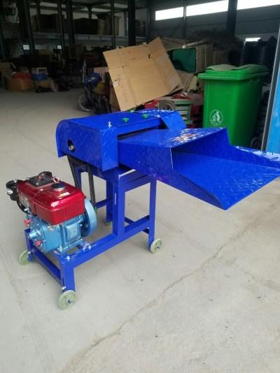 diesel forage cutting machine