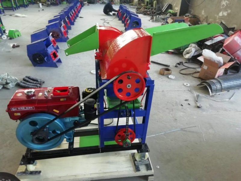 multifunction grain sheller machine