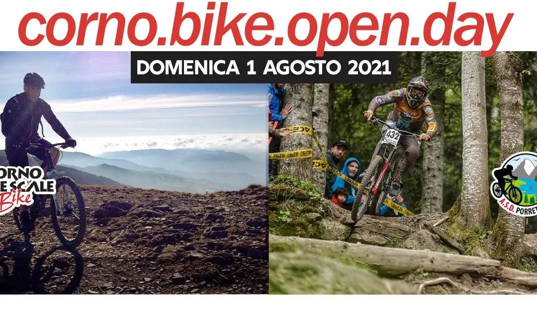 1° Corno Bike Open Day