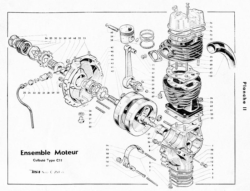 Bsa A10 Wiring Diagram Moto Guzzi Wiring Diagram Wiring