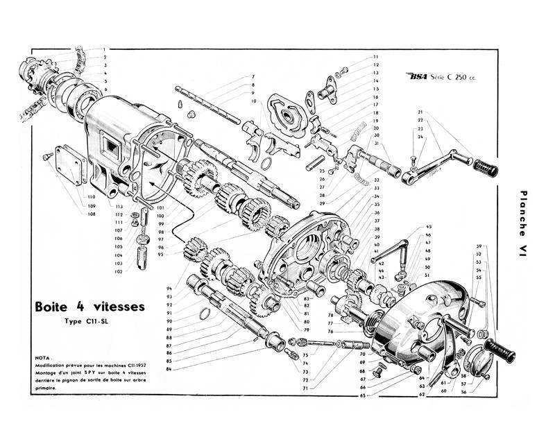 Bsa A10 Wiring Diagram Amp Meter Wiring Diagram Wiring
