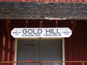 Gold Hill, NV