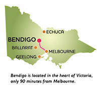 bendigo_victoria_map