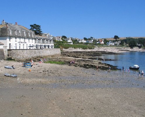 wheel chairs for dogs best high chair bar height table st mawes beach information - cornwall guide