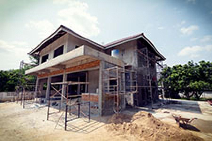 Self Build Home