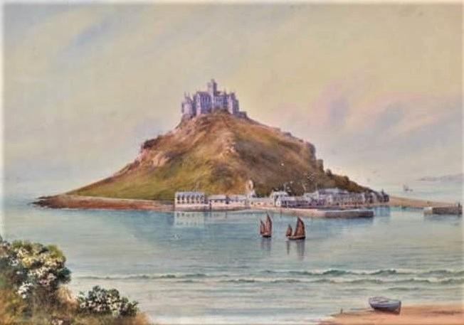 Ben Graham [Pinder] St Michaels Mount