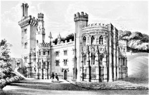 Place House, Fowey Abt. 1846