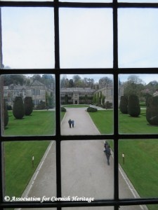 From the Gatehouse Lanhydrock