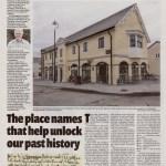 The place names that help unlock our past history'