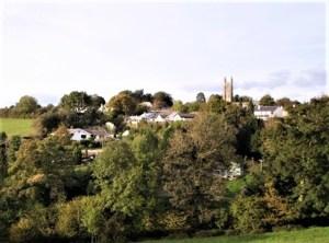 North Hill, Cornwall by Derek Harper