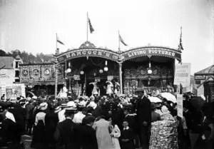 Fair at Truro Cornwall c1910 [RCM]