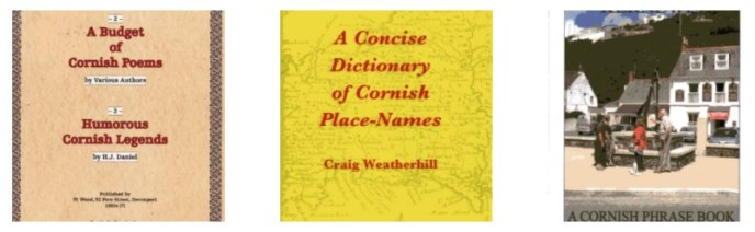 Cornish Book Image